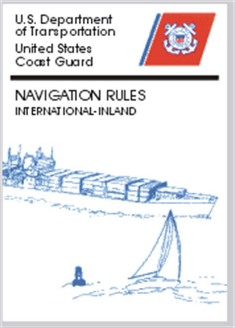 boating safety navigation rules boating safety course navigation rules for boaters