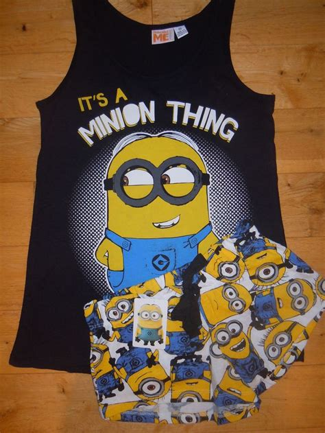 Minions Piyama details about primark despicable me minions quot it s a minion