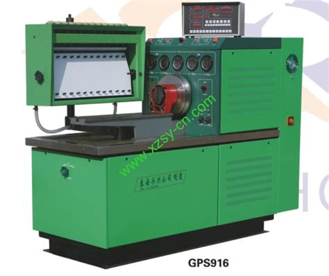fuel injection pump test bench china diesel fuel injection pump test bench displayed by
