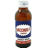 bacchus f energy drink bacchus f