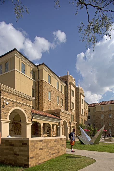 texas tech university university student housing