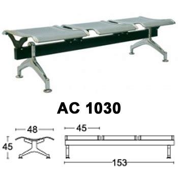 Kursi Tunggu kursi tunggu chairman type ac 1030 daftar harga furniture dan peralatan kantor termurah