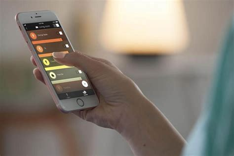 lights for your phone smart phone control light philips hue