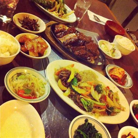 Seoul Garden Houston - seoul garden restaurant best korean food in town in