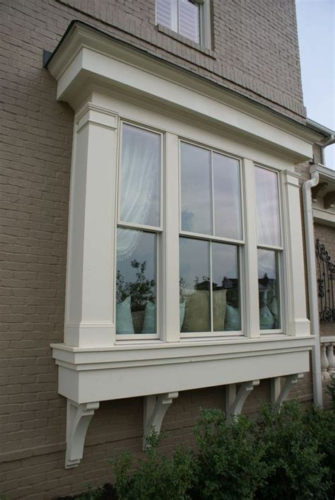 Home Design With Bay Windows by Best 25 Bay Window Exterior Ideas On