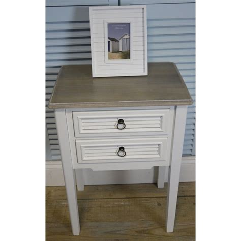 White Chest Of Drawers With Wooden Top by White Four Drawer Chest Bedside Cabinet White Style