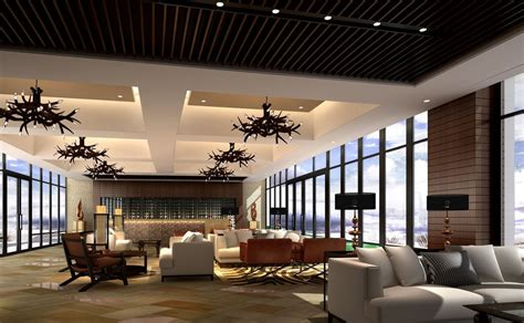 hotel interior designs design interior lobby hotel
