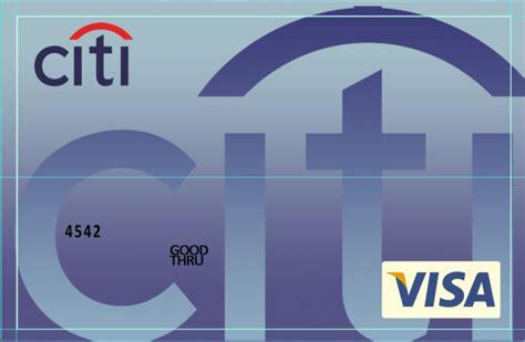 Visa Credit Card Template Psd by Psd Template