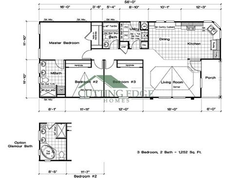 arizona floor plans modular homes ambleside gle ceh561 az floor plan