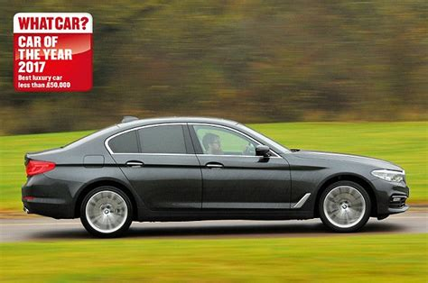 new bmw 5 series wins what car s car of the year award