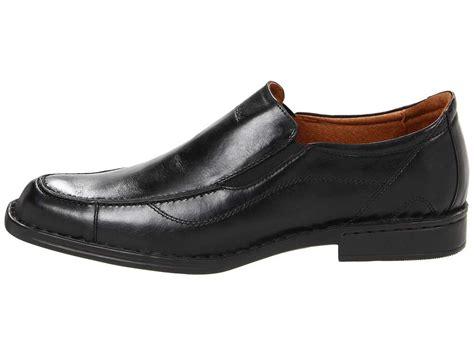 inexpensive mens shoes custom cheap josef seibel douglas 06 black mens loafers