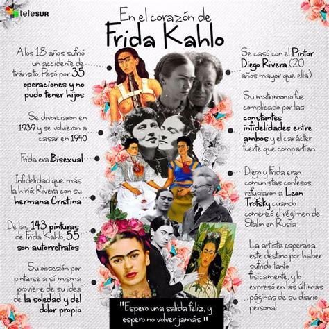 biography of frida kahlo en espanol 1124 best images about pintor frida khalo y diego