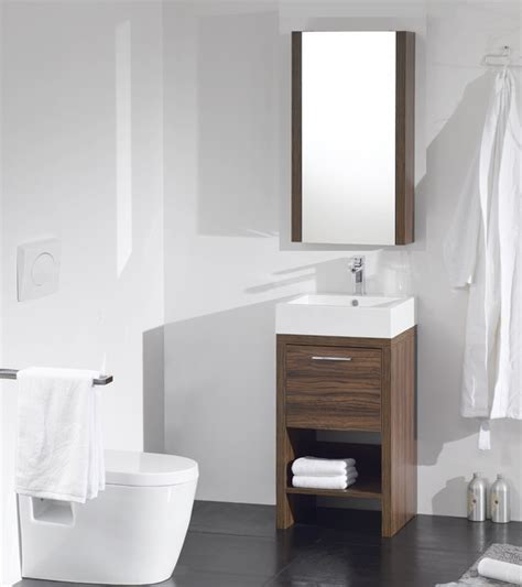 Small Modern Bathroom Vanity MV84750L