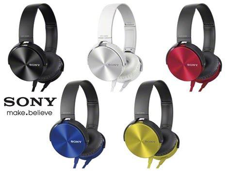 Sony Headphone Mdr Xb450ap Xb450 Bass Headset Bando Sony Xb 450 audifonos sony mdr xb450 161 manos libres bass 699 00 en mercado libre