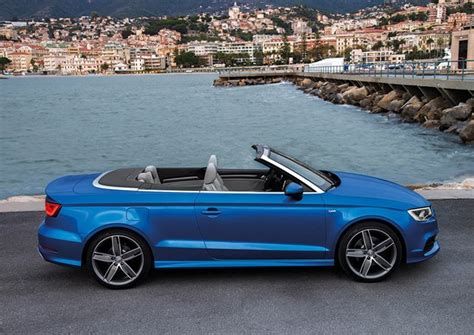 Review Audi A3 Cabriolet by Audi A3 Cabriolet Review Torque