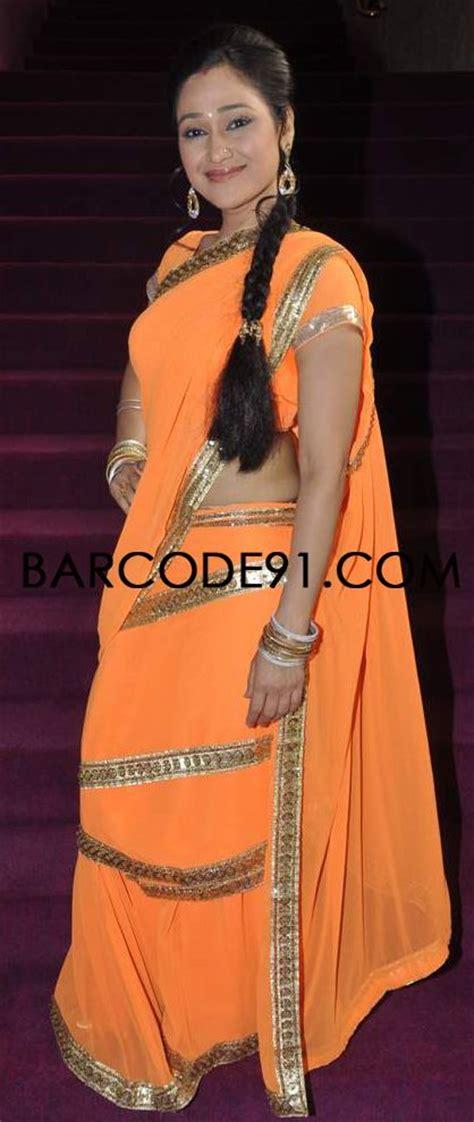 mumtaz saree draping http www barcode91 com disha vakani in a orange saree