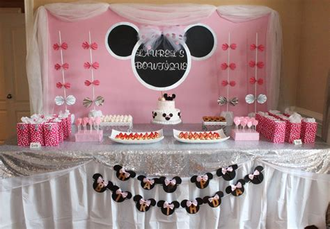 Minnie Mouse Decorations Diy by Diy Minnie Mouse Birthday Diy List