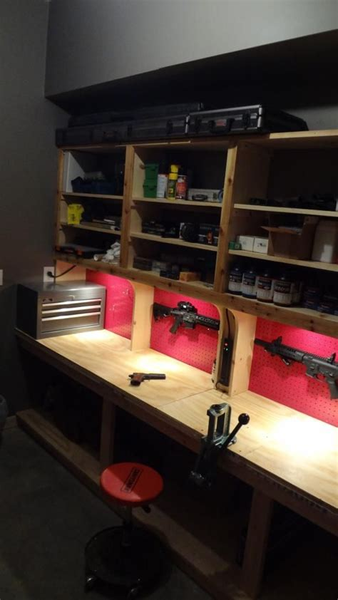 gun reloading bench 25 best ideas about reloading bench on pinterest reloading bench plans reloading