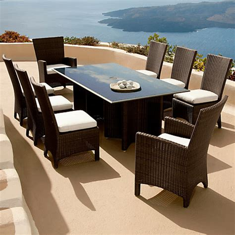 Barlows Furniture by Buy Barlow Tyrie Rectangular 8 Seater Outdoor