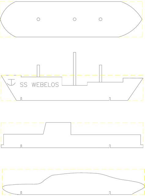 pinewood templates pinewood derby car template for free page 3