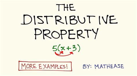 distributive property exles www pixshark com images