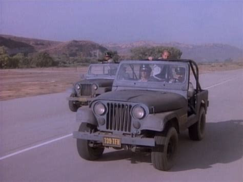 Macgyver Jeep Imcdb Org 1976 Jeep Cj 7 In Quot Macgyver 1985 1992 Quot
