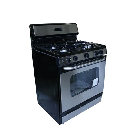 stainless steel stove jgbs24gekss 30 quot gas stove stainless steel general electric