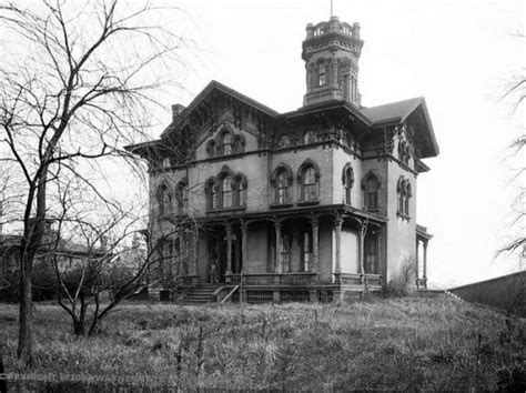 Michigan Haunted Houses by Swain House Detroit Haunted Abandoned Houses