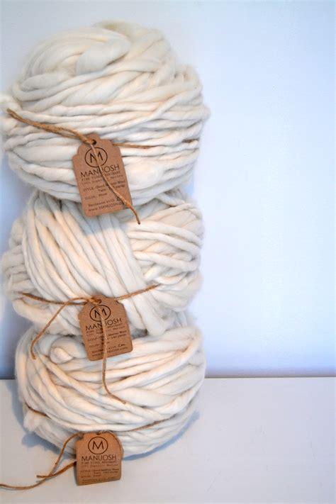 Merino Wool cloud chunky merino wool yarn 140 yards manuosh