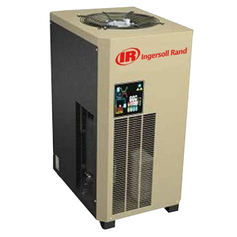 ingersoll rand din  scfm refrigerated air dryer