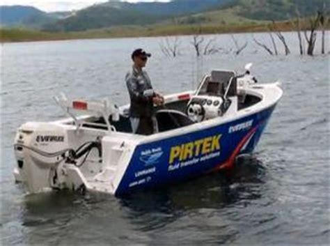 side console fishing boats video on the water noble boats international side