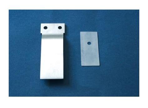 porte doccia samo plaque pour portes coulissantes samo acrux ric1137 samo