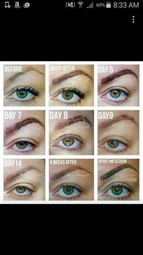 tattoo healing rules microblading the common stages of healing when you have