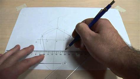 figuras geometricas de 10 lados trazar un pol 237 gono regular inscrito a una circunferencia
