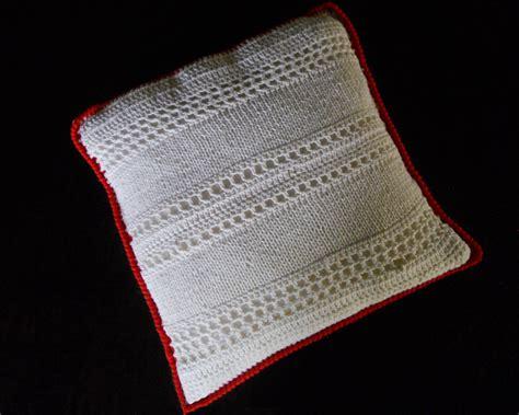 uncinetto cuscini cuscino uncinetto bianco per la casa e per te decorare