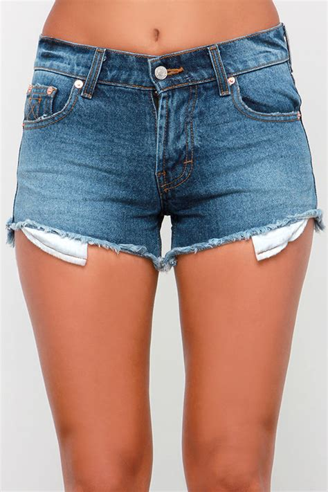 The Laundry Room Shorts by Laundry Room Honeys Shorts Cutoff Shorts Jean Shorts