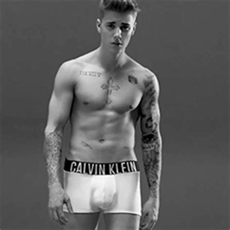 justin biebers calvin klein bulge before and after photoshop famousmeat calvin klein model justin bieber bulges in