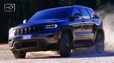 trailhawk jeep srt 2017 jeep grand trailhawk srt road footage