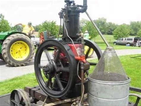 Stoddard Mfg Co Rutland Vermont Gas Engines Gas