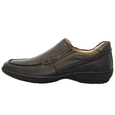 black shoes anatomic gel sale sobral mens black shoes from mozimo