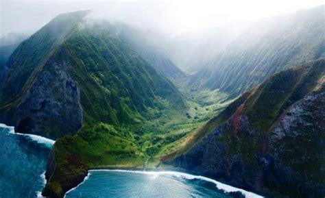 jaw dropping hawaiian landscapes