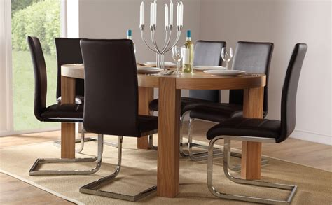 Dining Room Furniture Perth Clifton Perth Oval Dining Set Brown Only 163 599 99