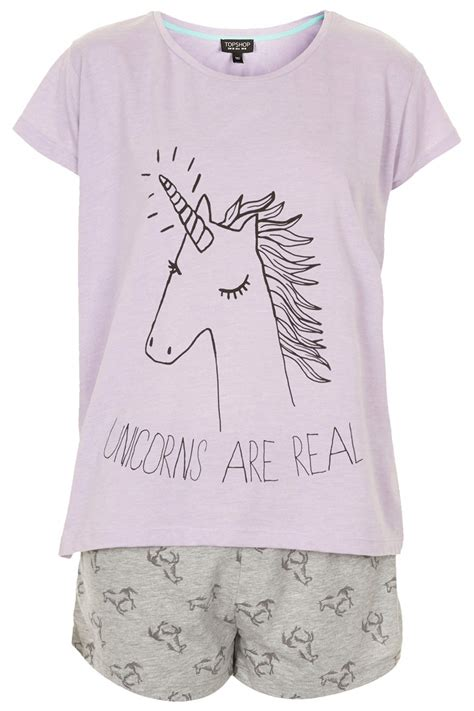 Set Piyama Unicorn 10 magical unicorn clothes accessories the fashion supernova