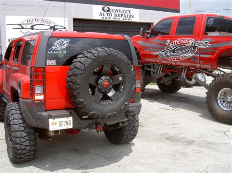 hummer weight weight of 35 quot spare tire on tailgate page 2 hummer