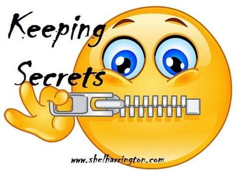 The Secret Keeping keeping secrets shel harrington