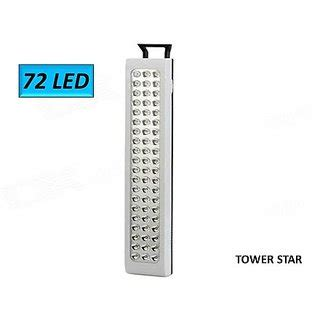 best rechargeable emergency light in india 72 led rechargeable emergency light buy 72 led