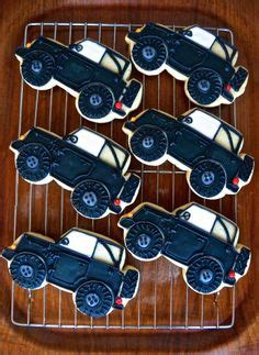 jeep cookies off road riding cake all it needs is a rzr on it instead