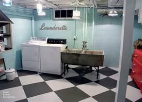 painting basement walls unfinished basement ideas 9