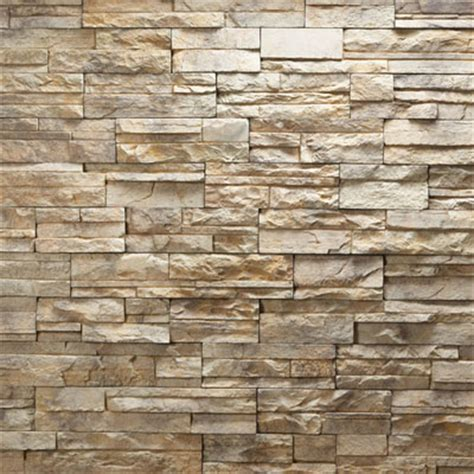stacked stone look tiles