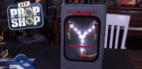 flux capacitor make here s how to build your own back to the future flux capacitor for 30 rediscover
